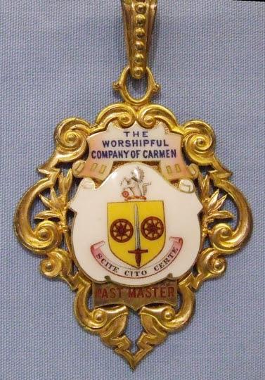 Past Master's Badge, Carmen's Company