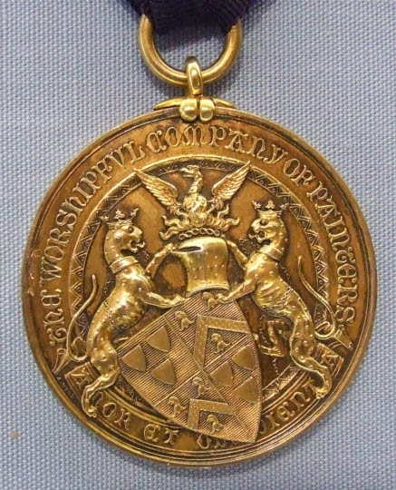 Past Master's Badge, Painter-Stainers' Company