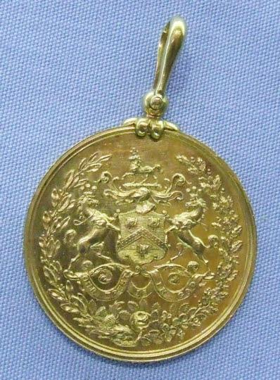 Past Master's Badge, Saddlers' Company