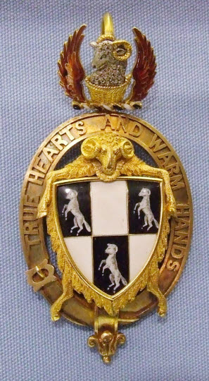 Past Master's Badge, Glovers' Company