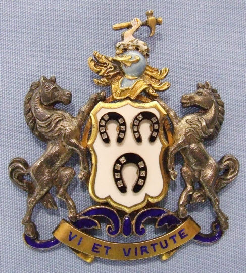 Past Master's Badge, Farriers' Comapny