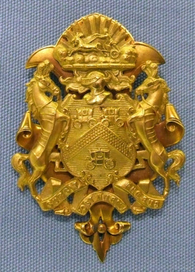 Past Master's Badge, Company of Coachmakers and Coach Harness Makers