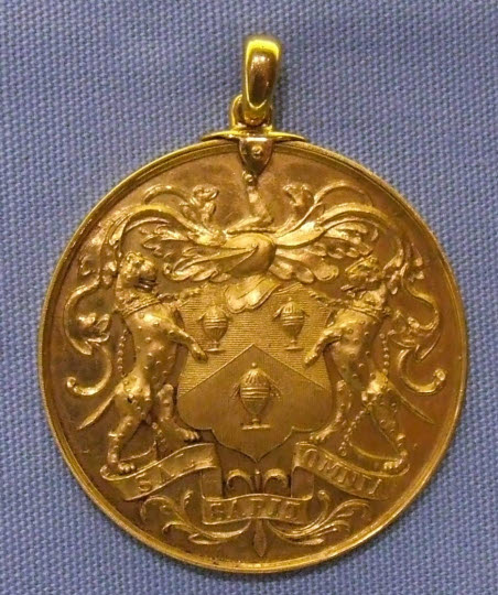 Past Master's Badge, Salters' Company