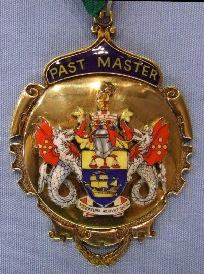 Past Master's Badge, Marketors' Company