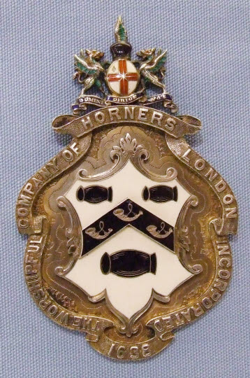 Past Master's Badge, Horners' Company