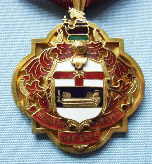 Past Prime Warden's Badge, Shipwrights' Company