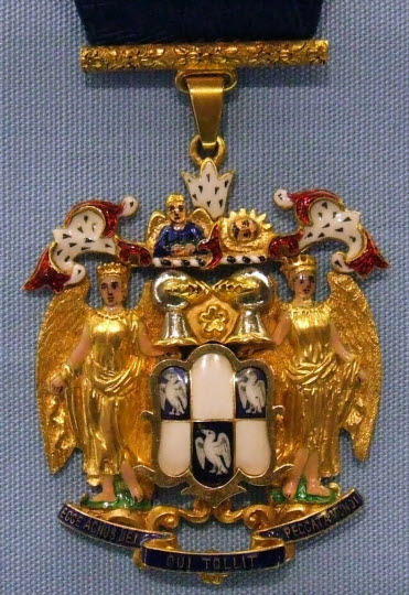 Past Master's Badge, Tallow Chandlers' Company