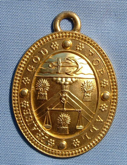 Past Master's Badge, Bakers' Company