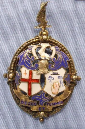 Past Master's Badge, Feltmakers' Company