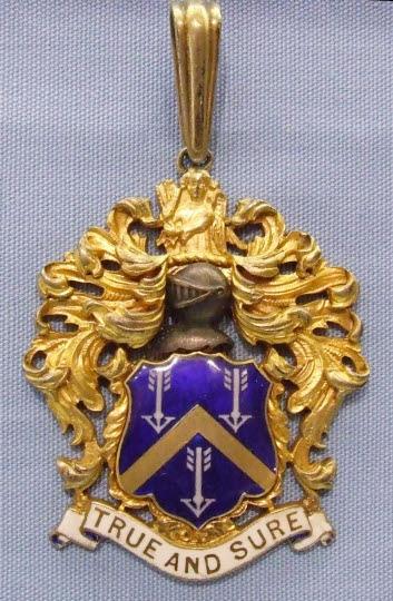 Past Master's Badge, Fletchers' Company