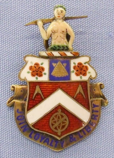 Past Master's Badge, Joiners & Ceilers' Company