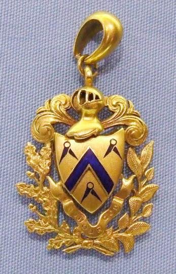 Past Master's Badge, Carpenters' Company