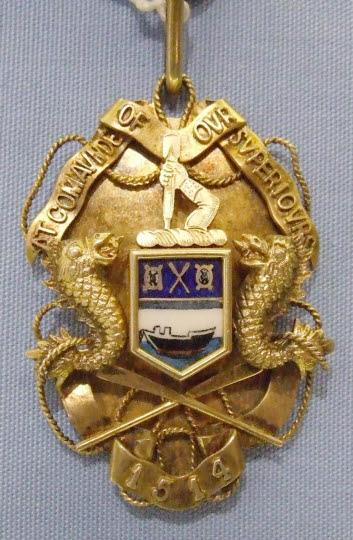 Past Master's Badge, Company of Watermen and Lightermen