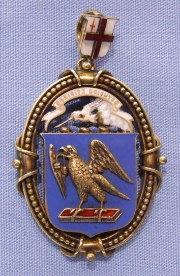 Past Master's Badge, Scriveners' Company