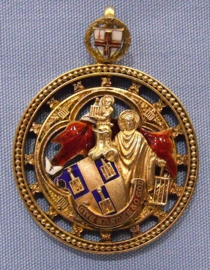 Past Master's Badge, Girdlers' Company
