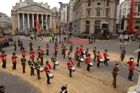 Corps of Drums Society